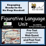 Figurative Language Web Quest