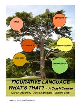 Simile, Metaphor, and Other Figurative Language