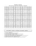 Figurative Language Word Search
