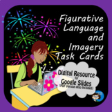 Figurative Language and Imagery Task Cards Digital Resource