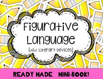 Figurative Language and Literary Device Pocket Book