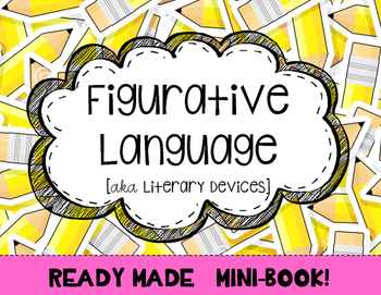 Figurative Language and Literary Device Pocket Book