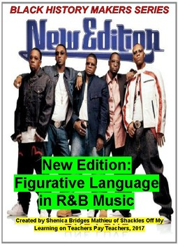 Figurative Language and Literary Devices in New Edition Songs