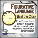 Figurative Language and Sound Devices - Beat the Clock