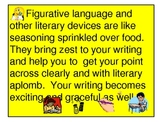 Figurative Language and other Literary Devices through Vignettes