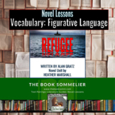 Figurative Language for the novel Refugee by Alan Gratz