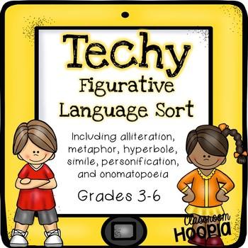 Figurative Language iSort
