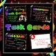 Figurative Language in 2017 Hit Music PowerPoint & Task Card BUNDLE