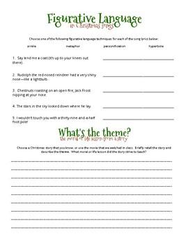 Ereading Worksheets Figurative Language Worksheets for all ...