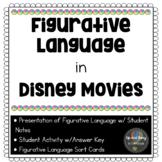 Figurative Language in Disney Movies