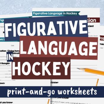 Figurative Language in Hockey