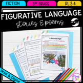 Figurative Language in Poetry and Stories- 3rd Grade RL.3.4