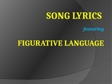 Figurative Language in Song Lyrics