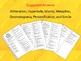 Figurative Language Activities—Similes, Metaphors, Idioms, Personification, etc