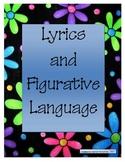 Figurative Language using Lyrics