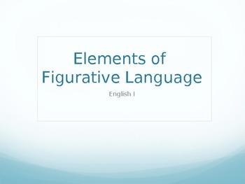 Figurative Language using songs to reinforce skills