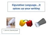 Common Core Aligned:  Figurative Language