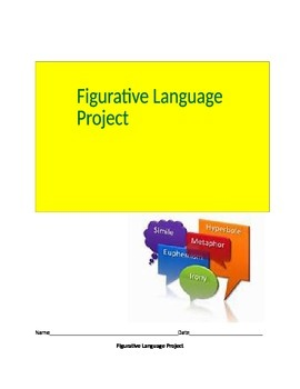 Figurative Languge Review Project