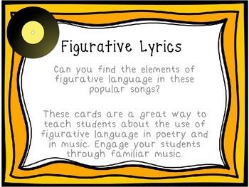 Figurative Lyrics