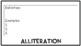 Figurative language flipbook (printer friendly)