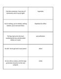 Figurative language matching