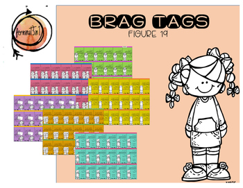 Figure 19 Brag Tags