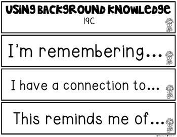Figure 19 Question Stems {TEKS Aligned}