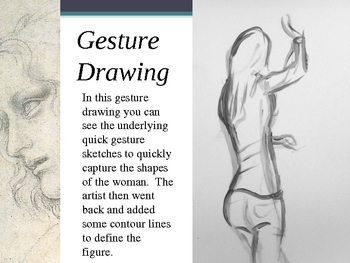 Figure Drawing PowerPoint - Lessons 6 and 7 Contour Drawing