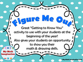 Figure Me Out! Add, Subtract, Multiply, Divide, Expressions