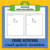 Figure Rotations - Visual Spatial Orientation Activity