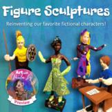 Figure Sculpture Unit Plan