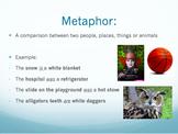 Figure of Speech- Simile, Personification, Metaphor PowerP