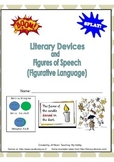 Figurative Language / Figures of Speech/ Literary Devices Booklet