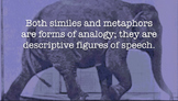 Usage Tip: Metaphors vs Similes