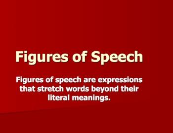 Figures of Speech Power Point