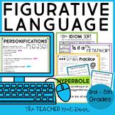 Figurative Language for 4th - 5th Grade
