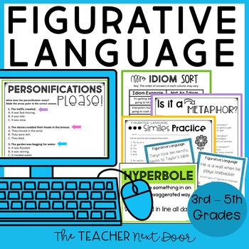 All Worksheets » Figurative Language Worksheets Ks2 - Free ...