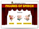 Figures of Speech: figurative language lesson with metapho