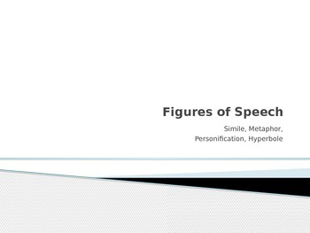 Figures of Speech (lesson)