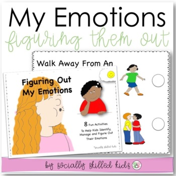 EMOTIONS: Figuring Out My Emotions {4 Fun Activities}
