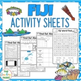 Fiji Reading and Writing Activities | Pacific Islands