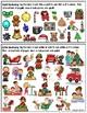 File Folder Activities for Preschool: Christmas