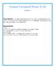 File Folder Activity Count Forward 0-20 (Winter Theme)