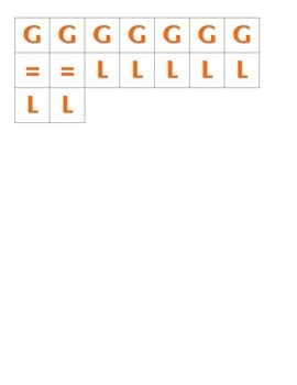File Folder Activity Greater, Less, or Equal 0-10 (Halloween Theme)