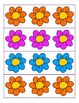 File Folder Activity Preceding and Following Numerals 1-20 (Flower Theme)