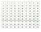 File Folder Activity Sequence 1-100 Dark Green)