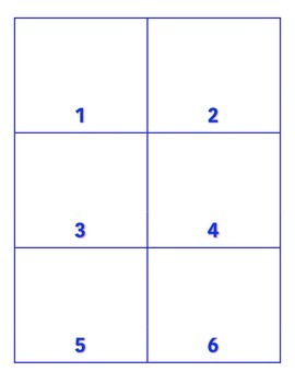 File Folder Activity Show Quantity to Given Numeral (Patriotic Stars Theme)