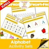 Alphabet BUNDLE - File Folders