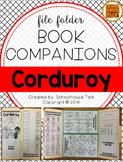 File Folder Book Companion: Corduroy