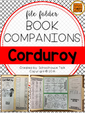 File Folder Book Companion: Corduroy